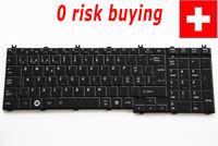 100% Positive for Toshiba Satellite L755 L755D L775 L775D Keyboard Swiss German