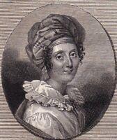 Amélie Julie Candeille Compositrice Piano Musicienne Femme de Lettres 1845