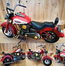 Bike ca. 35 cm lang !!! Motorrad Blechmodell Deko Dekoration Modell NEU