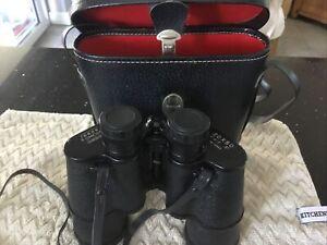 Vintage 20x50 Field Binoculars Omega Coated Lenses