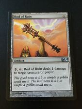 Rod of Ruin x 4 from M14!!