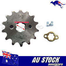 428 14 T Tooth 20mm ID Front Engine Sprocket for CRF XR 50 KLX SDG Dirt Pit Bike