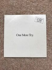 George Michael - One More Try - mini CD single