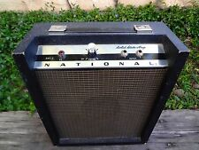 VINTAGE '70s NATIONAL GAP-2 SOLID STATE AMP EXCELLENT COSMETIC AND WORKING COND