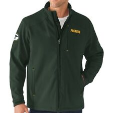 Green Bay Packers Mens Fullback Full Zip Jacket M-5XL by G-III