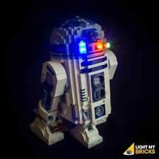 LIGHT MY BRICKS - LED Light Kit for LEGO R2-D2 10225 set - NEW