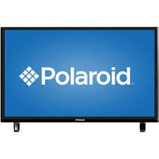 "Polaroid 24GSR3000SA-24""LED HDTV,720p,60Hz,1-HDMI,PC - Open Box Item"
