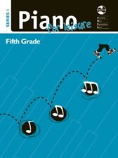 AMEB PIANO FOR LEISURE SERIES 1 - FIFTH GRADE 5 ***BRAND NEW***