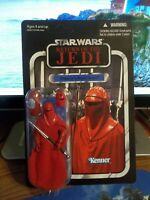 Star Wars Vintage Episode VI Return of the Jedi Emperor's Royal Guard VC105 NEW