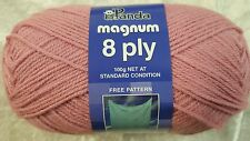 Panda Magnum #1049 Antique Rose 8 Ply 100g Acrylic