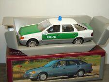 Ford Scorpio Polizei - Schabak 1502 Germany 1:25 in Box *33172