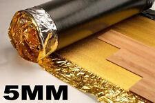 Gold Underlay - Wood or Laminate Flooring Acoustic & Heat Insulation