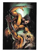 2010 Marvel Heroes and Villains Trading Cards Promo Card P2 Non Sport Update
