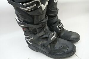 Alpinestars Tech 7 Motocross Boots Dirt Bike Men Size 9