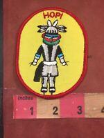 Vintage HOPI Arizona Native American Indian Patch 88K9