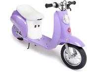 Razor Electric Scooter Kid Girl Vespa 24V Ride On Bike Moped Pocket Italian Mini