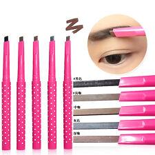 Waterproof Eye Brow Eyeliner Eyebrow Pen Pencil Makeup Beauty Kit Cosmetic!