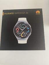 Huawei Watch GT 2e Active 46mm Black Stainless Steel Case Icy White - Brand New