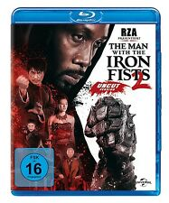 THE MAN WITH THE IRON FISTS 2  BLU-RAY NEU