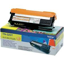 TONER BROTHER TN325 JAUNE + 50% OFFERT / TN-325Y TN-325 pour DCP9055 HL4150 4570