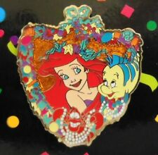 Disney Ariel The Little Mermaid Mickey's Parti Gras at AK Event LE Pin