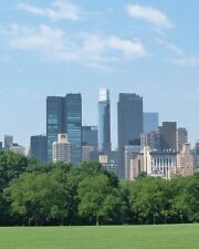 Photo Print New York City Central Park Architecture 10x8 Wall Decor (Poster Art)
