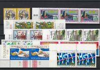Austria  Mint Never Hinged Stamps Strips & Pairs ref 23078