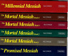 The Messiah Series by Bruce R. McConkie (Paperback) Mormon