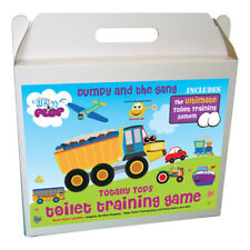 Toilet Training Boys with the Best Potty Train System
