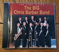 The BIG Chris Barber Band - The First Eleven CD Timeless Recs