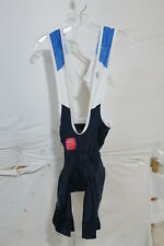 Louis Garneau Neo Power Art Motion Bib Shorts Men's Medium Blue Retail $149.99