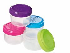 Sistema Dressing Pots To Go Containers - 4 x 35 ml