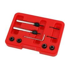 9 Piece HSS Spot Weld Cutter Set in Case - welding tools