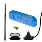 Nooelec NESDR Mini 2 RTL-SDR  DVB-T USB Set w/ 0.5PPM TCXO  R820T2 Tuner USA