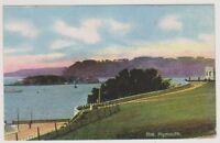 Devon postcard - Hoe, Plymouth - P/U 1910 (A1855)