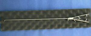 Karl Storz  26178ML 5mmX43cm LEFT Curved KOH Macro Laparoscopic Needle Holder