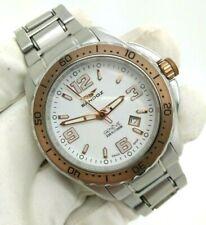 Men's SANDOZ Geneve 100M Date 81327-0172 Quartz Watch - Sapphire Crystal - 45mm