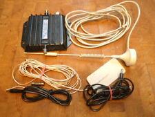 Cyfre Technology Wireless Vehicle Amplifier Signal Booster Kit -Black svw819
