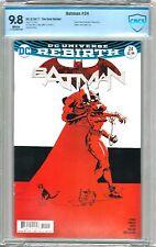BATMAN #24 DC REBIRTH COVER B CGC / CBCS 9.8 BATMAN PROPOSES TO SELINA KYLE