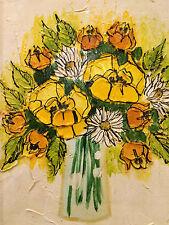 Beautiful Flowe Vase Painting by Award Winning and listed artist Carol Dahl