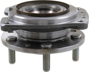 Wheel Bearing and Hub Assembly-w/o ABS Front BCA Bearing WE60746