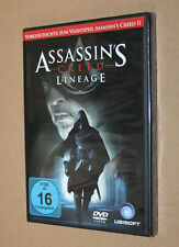 Assassin's Creed Lineage / Making of / Trailers DVD Region 2 Pal