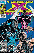 X-Cutioner's Song Part 10 X-Factor Marvel Comics Book