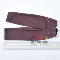 """1/6 Scale Original Dragon WWII German Pants For 12"""" Action Figure"""