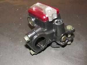 HONDA CBR600RR FRONT BRAKE MASTER CYLINDER RR3 RR4 2003 2004 CBR 600.