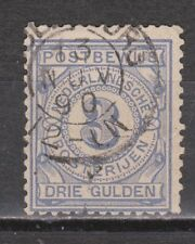PW4 postbewijs zegel 4 used NVPH Netherlands Nederland Pays Bas