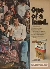 Camel Filters Cigarettes--One Of A Kind--1975 Magazine Advertisement