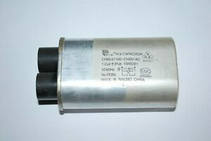 Microwave Oven High Voltage Capacitor 1.0uF
