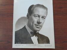 """VINTAGE 1945 NOEL COWARD'S """"BLITHE SPIRIT""""  REX HARRISON 8X10 MOVIE STILL (065)"""