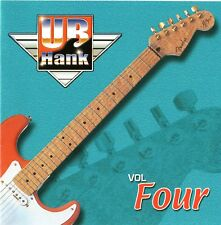 UB HANK Vol 4 Backing Track CD Shadows Music Recorded at Hank Marvin's studio